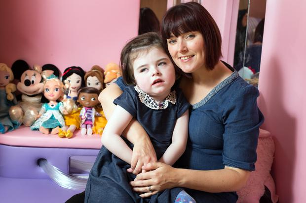 5fccfee04128 Parents coping with a child with disability   Isabella could live ...