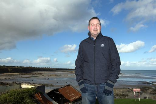 Peter Boyd is very keen to support the work being done by Arthritis Ireland. Photo: Tony gavin