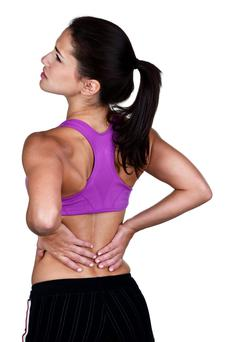 Back pain - exercise and physiotherapy can help