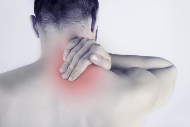Two-thirds of people will suffer neck pain in their life