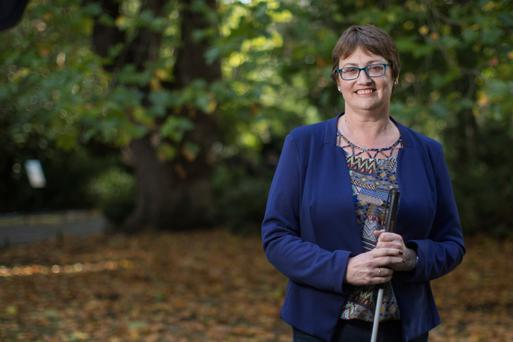 Helen Murphy says her wonderful doctors never gave up on her. Photo: Fergal Philips