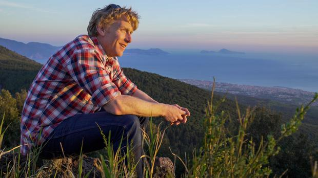Man with a plan: Alastair Humphreys popularised the idea of micro adventures in his best-selling book