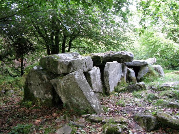 The Giant's Grave, The Cavan Burren