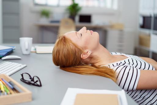 Disconnecting: Rest or 'me time' (above) is not selfish and can make you more productive