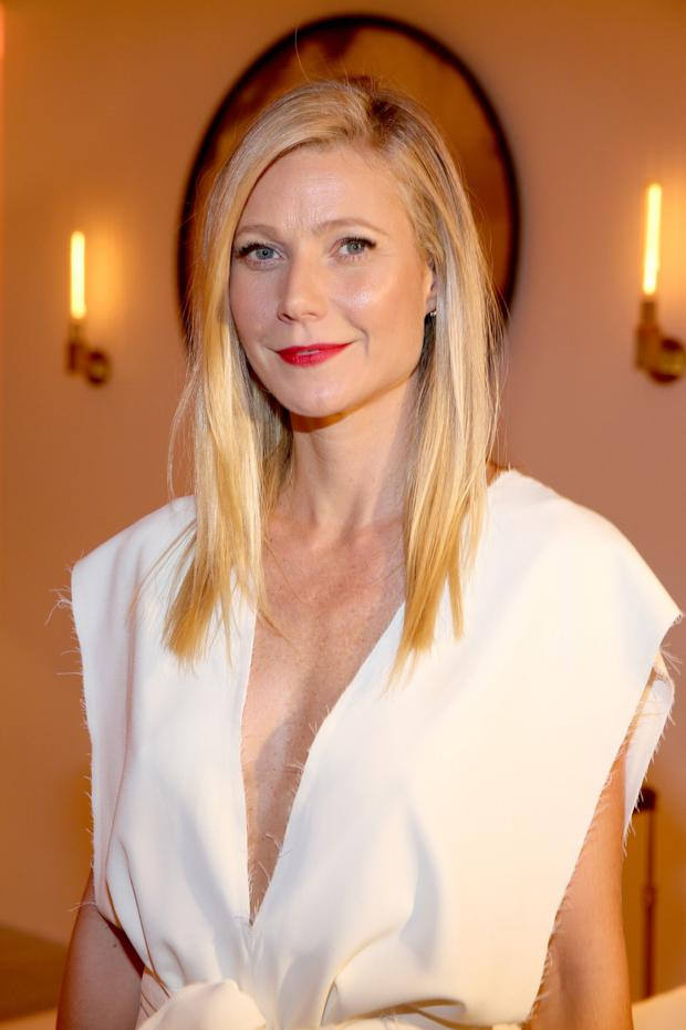 Actress and detox advocate Gwyneth Paltrow