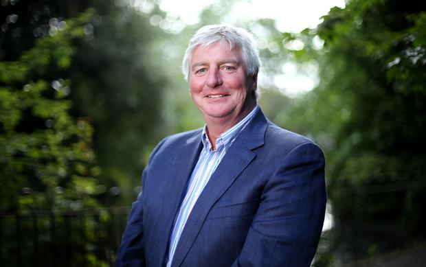 RTE's Michael Lyster. Photo: Gerry Mooney