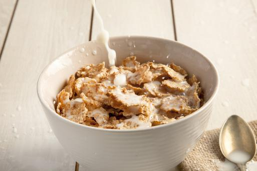 Some breakfast cereals are fortified with vitamin D