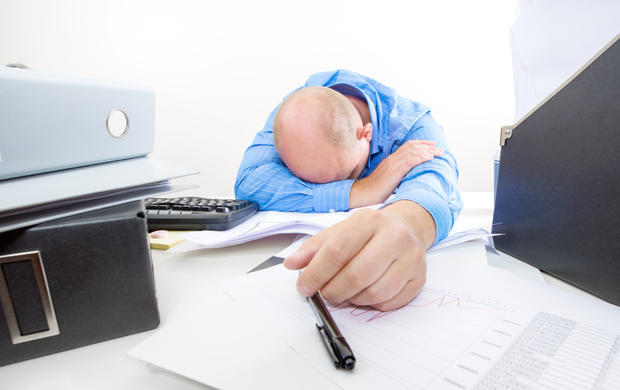 Back to reality: Returning to a normal routine can induce sluggishness