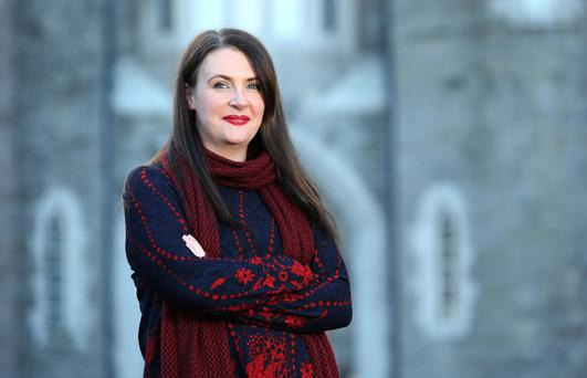 Sinead Matson is now doing a PhD at Maynooth University. Photo: Damien Eagers
