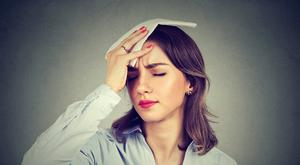 Hot flushes and urinary symptoms can occur when you are perimenopausal
