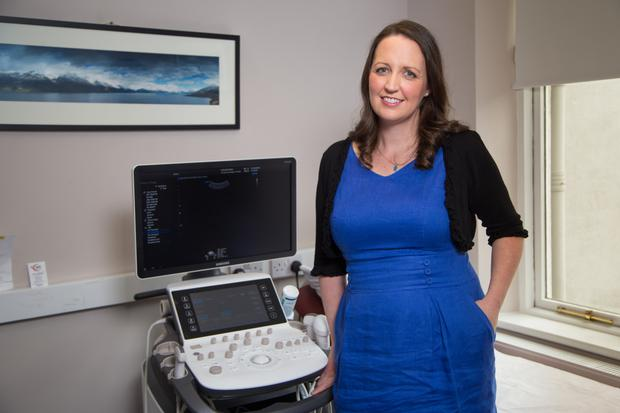 Dr Niamh Murphy, Specialist Registrar in Obstetrics and Gynaecology at the Rotunda Hospital. Photo: Owen Breslin