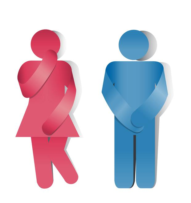 Women and men tend to suffer in silence rather than talking about their pelvic floor problems
