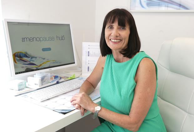 Loretta Dignam is founder and CEO of the Menopause Hub. Photo: Damien Eagers