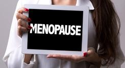 The average age for menopause in Ireland in 51