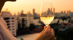 Some wines contain high levels of sulphites and this can cause flushing