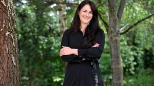 Suzanne Moloney has designed a dressing specifically for people who suffer from HS. Photo: Frank McGrath.
