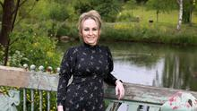 Teresa Costello, who had breast cancer, pictured at Tymon Park in Tallaght, Dublin. Picture: Frank McGrath