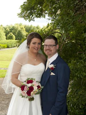 Amanda and her husband Dave have struggled to conceive