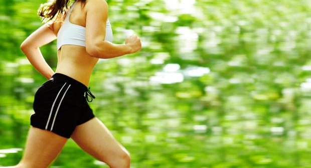 Major changes in exercise routines can have an effect