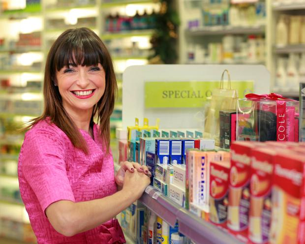 Oonagh O'Hagan, Managing Director of Meaghers Pharmacy Group