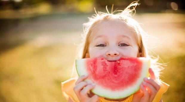Offering fruit from an early age is key to establishing a healthy relationship with the food environment