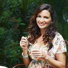 Light eating: Lee Holmes manages her weight and health issues by fasting