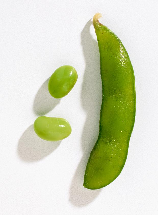 Unprocessed foods made from soy beans get the green light for their health benefits