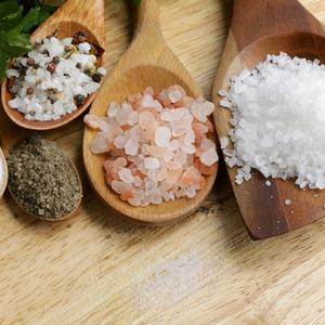 There is no evidence that 'fancy' salts like pink Himalayan are any better for us than regular table salt