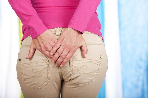 Haemorrhoids are thought to affect more than 50pc of adults at some time in their lives