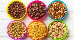 UPFs include everyday choices such as cereals, bread, baby food and flavoured milk