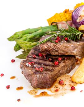Steak - the idea that low-priced food is a good thing has gotten into the mainstream psyche
