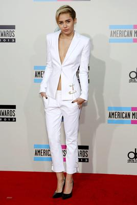 Singer and actress Miley Cyrus