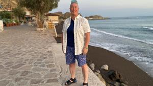 Ruth O'Mahony was diagnosed with CIN3 pre-cancerous cells