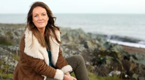 Choices: The night Ciara Kelly came home from Italy with a new life plan, her father died unexpectedly. The plan faded, but the idea of change remained. Photo: Gerry Mooney