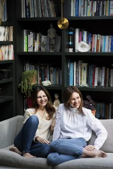 Sisters Nadia and Katia urge everyone to make their own wellbeing a priority