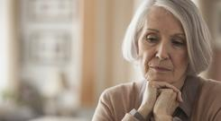 Senior Line is a national confidential telephone listening service for older people provided by older trained volunteers. (Stock photo)