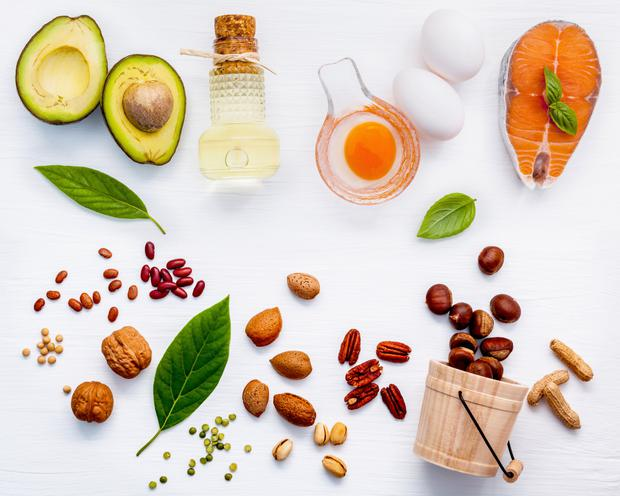 A varied and healthy diet is important for mental health