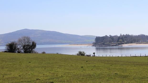 View of Lough Swilly