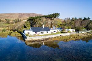 Bleanaskill Lodge on Achill Island