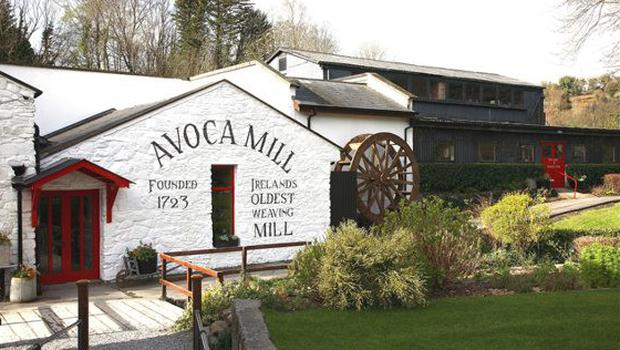 Avoca Mill was founded in 1723.