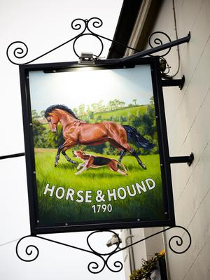 The Horse & Hound began business in 1790