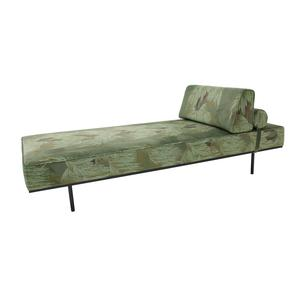 Tropical print daybed, €1,300, hkliving.nl
