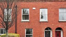 The house at Harold's Cross Road has a good energy rating, but not at the expense of its period fittings