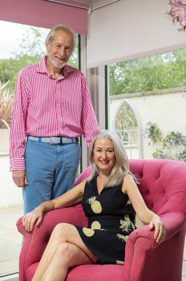 Owners Angus Roche and Ruth Murphy