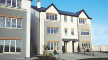 There are four homes remaining at Warren Lodge