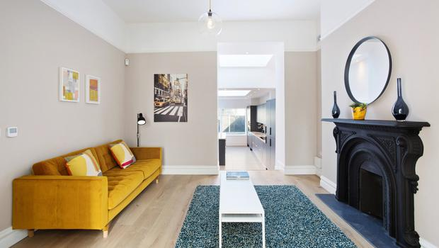 'Lovely lighting and space': 216 South Circular Rd