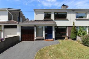 64 Glenville Avenue in Castleknock, Dublin 15, is a three-bed semi priced at €399,950