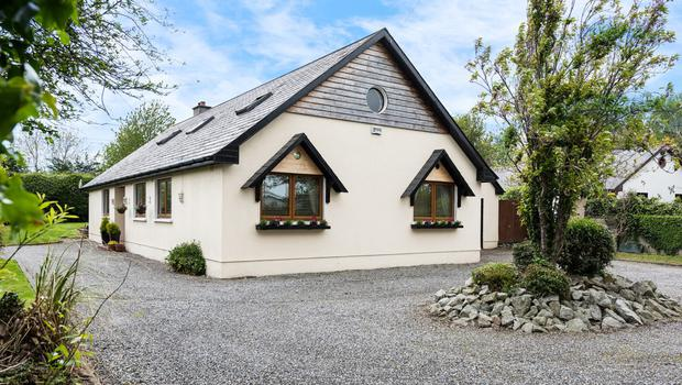 Knocklyon measures 2,530 sq ft,with five bedrooms, and sits on a third of an acre