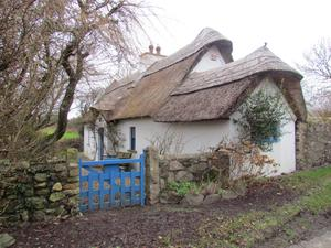 Around 200 years old, Slade Cottage has been sympathetically modernised