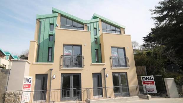 For sale: Chapel Hill, a two-bed duplex for €325,000
